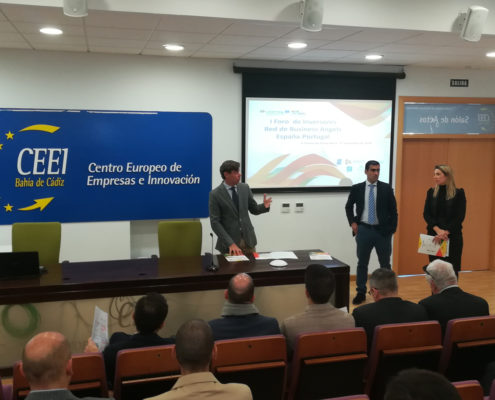 I Foro de Inversión de la Red de Business Angels España – Portugal
